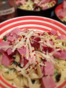 When in doubt, add pasta!