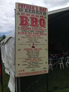 Beach BBQ and Brew Festival